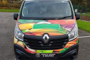 Earnshaws Van Graphics SB Vehicle Wraps