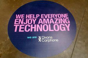 Dixons-Carphone Floor Graphics