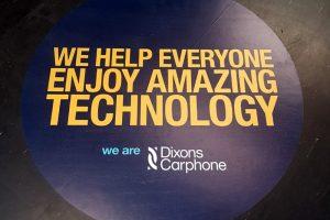Dixons Carphone Floor Graphics SB Vehicle Wraps